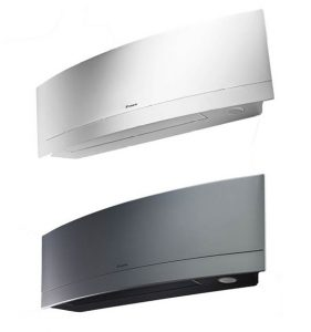 Emura by Daikin Two Head Ductless Mini Split System